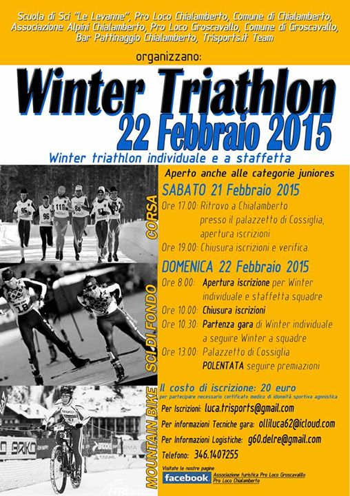 Winter Triathlon 2015